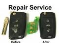Repair Service for Skoda Fabia Octavia Superb Kamiq 3 Button Remote Key