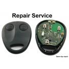 Repair Service for Aston Martin 2 Button Remote key fob