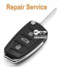 REPAIR SERVICE FIX for Audi 3 A2 A3 A4 A6 A8 TT button flip remote key