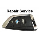 Repair Service for BMW Sport X5 Smart Keyless Entry 3 Button Remote Key