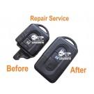 REPAIR REFURBISHMENT SERVICE for Nissan Micra Qashqai Juke Duke Navara 2 Button Smart Remote Key