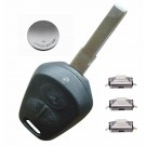 DIY Repair Kit For Porsche 911 Carrera Boxter 3 Button Remote Key