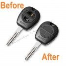 Repair Service for Nissan Nats 2 button remote key