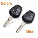 Repair Service for Porsche 2 button remote key