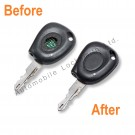 Repair Service for Renault 1 button remote IR key