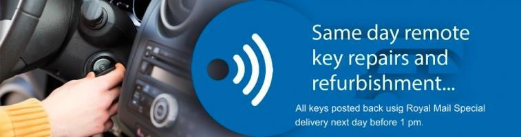 Remote-car-key-repair